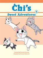 Cover image for Chi's sweet adventures. 4