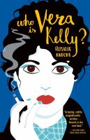 Cover image for Who is Vera Kelly?