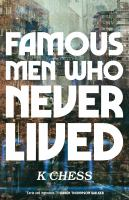 Cover image for Famous men who never lived