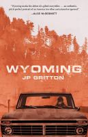Cover image for Wyoming