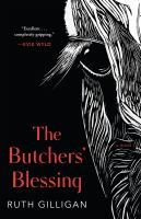 Cover image for The butchers' blessing