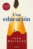 Cover image for Una educacion