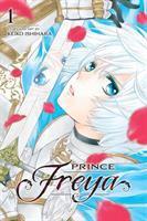Cover image for Prince Freya. 1