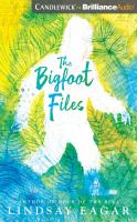 Cover image for The Bigfoot files