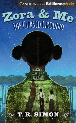 Cover image for Zora and me : the cursed ground