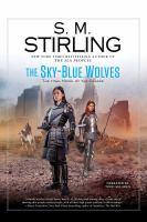 Cover image for The sky-blue wolves