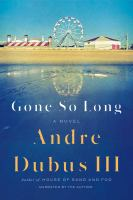 Cover image for Gone so long