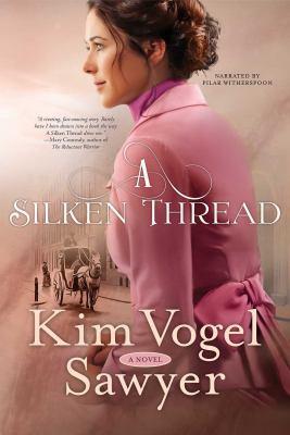 Cover image for A silken thread