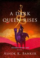 Cover image for A dark queen rises