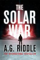 Cover image for The solar war
