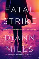 Cover image for Fatal strike