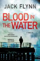 Cover image for Blood in the water