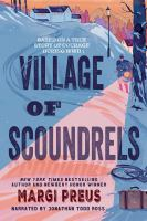 Cover image for Village of scoundrels