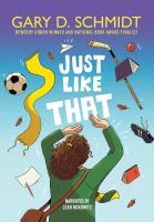 Cover image for Just like that