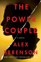 Cover image for The power couple : a novel