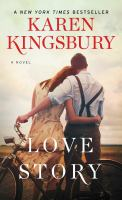 Cover image for Love story : a novel