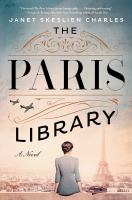 Cover image for The Paris library : a novel