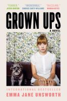 Cover image for Grown ups : a novel