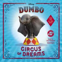 Cover image for Dumbo : circus of dreams