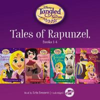 Cover image for Tales of Rapunzel. Books 1-4