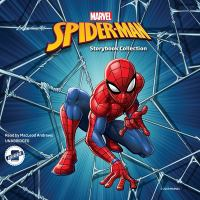 Cover image for Spider-Man storybook collection.