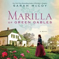 Cover image for Marilla of Green Gables