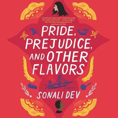 Cover image for Pride, prejudice, and other flavors