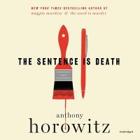 Cover image for The sentence is death