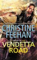 Cover image for Vendetta road