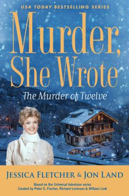 Cover image for The murder of twelve : a novel