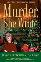 Cover image for Murder in season : a novel