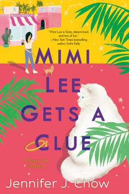 Cover image for Mimi Lee gets a clue