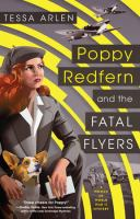 Cover image for Poppy Redfern and the fatal flyers
