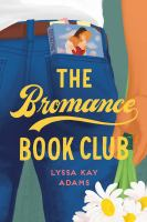 Cover image for The bromance book club