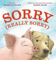 Cover image for Sorry (really sorry)