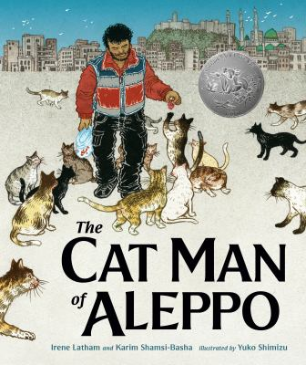 Cover image for The cat man of Aleppo