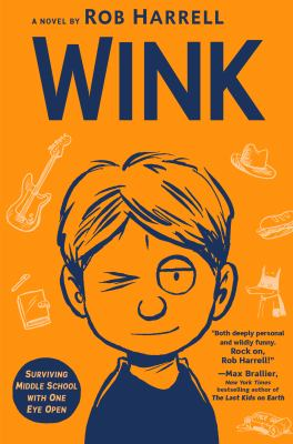 Cover image for Wink