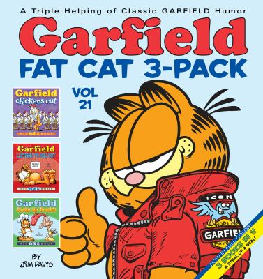 Cover image for Garfield fat cat 3-pack. Volume 21