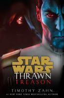 Cover image for Thrawn : treason