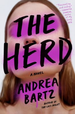 Cover image for The herd : a novel