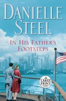 Cover image for In his father's footsteps