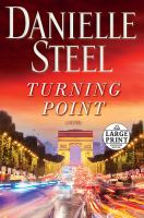 Cover image for Turning point : a novel