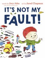 Cover image for It's not my fault!