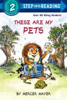 Cover image for These are my pets