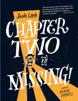 Cover image for Chapter two is missing
