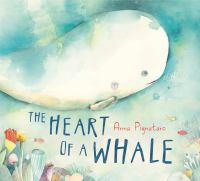 Cover image for The heart of a whale