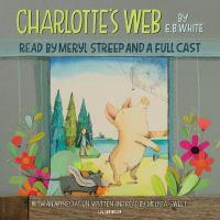 Cover image for Charlotte's web