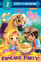 Cover image for Pancake party!