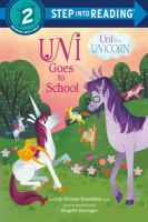 Cover image for Uni goes to school