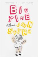 Cover image for Big time : stories